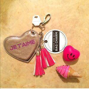 Accessories - JET'AIME Tassel Bag Charm/Keychain